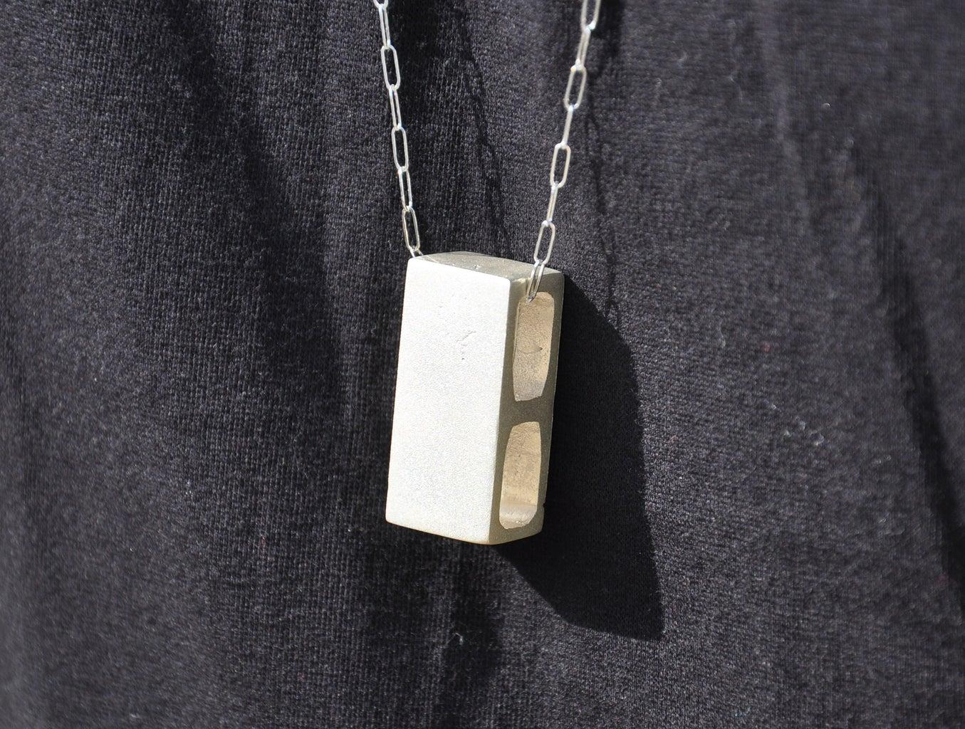 Block Necklace
