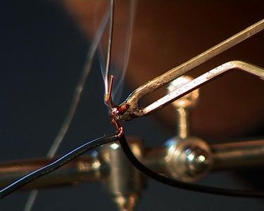 Soldando Cables