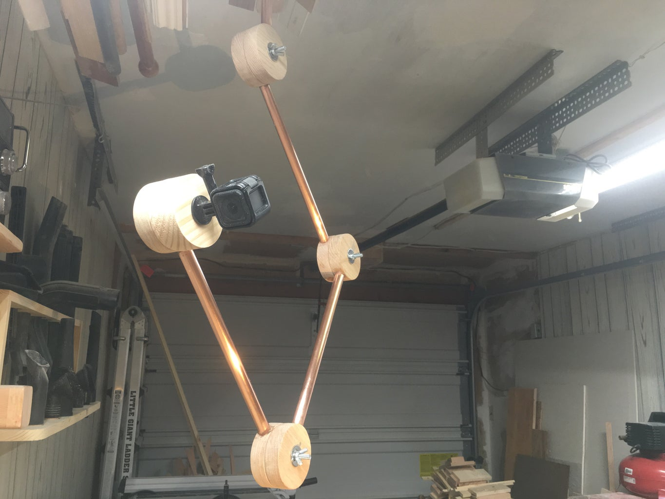 Articulated Utility Arm