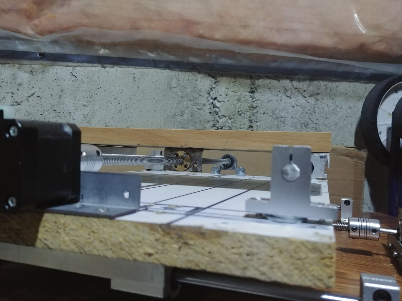 Making the Y-axis & X-axis