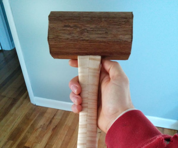 Make a Manly Mallet!