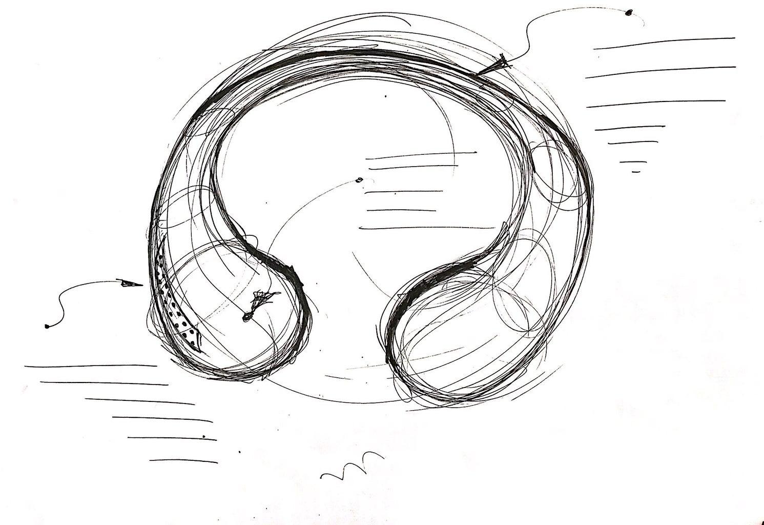 Create 3D Model of Earphones Using CAD Software