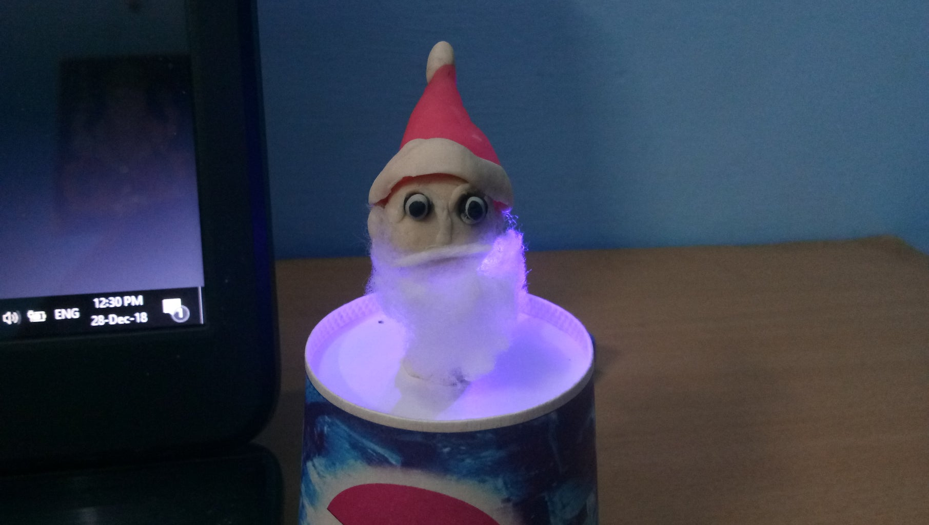 Tiny Cute Santa Toy (Part-2)