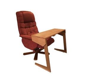 局柔韧浇筑Fautionuil de Salon /折叠台为沙龙扶手椅