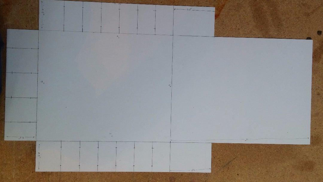 Pattern, Marking & Cutting