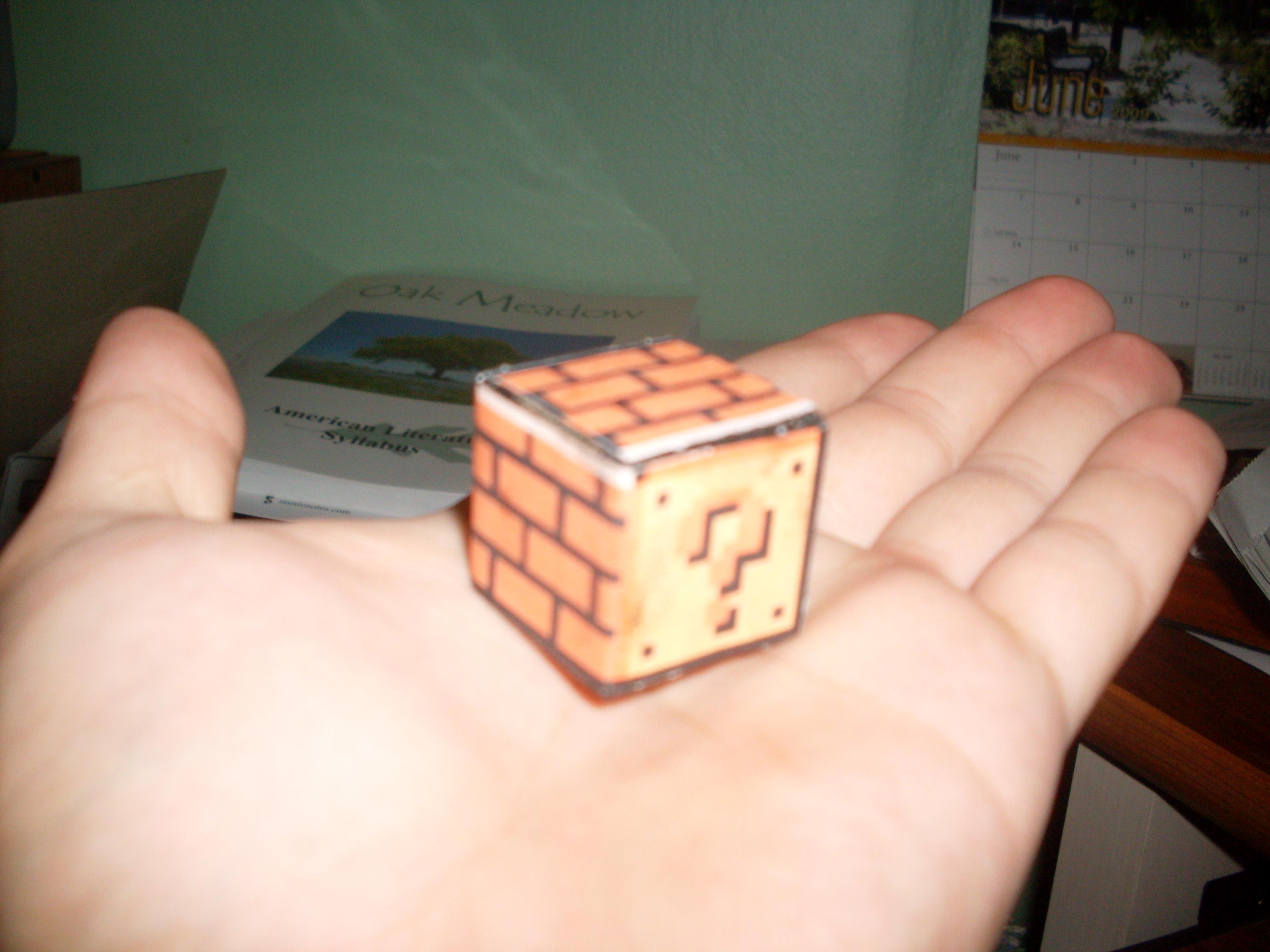 Super Mario Bros. Question Block