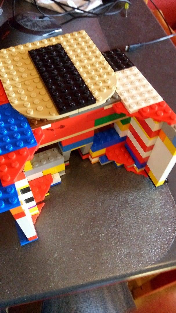 Lego Google Cardboard