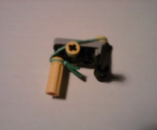 Pocket Sized Lego Gun