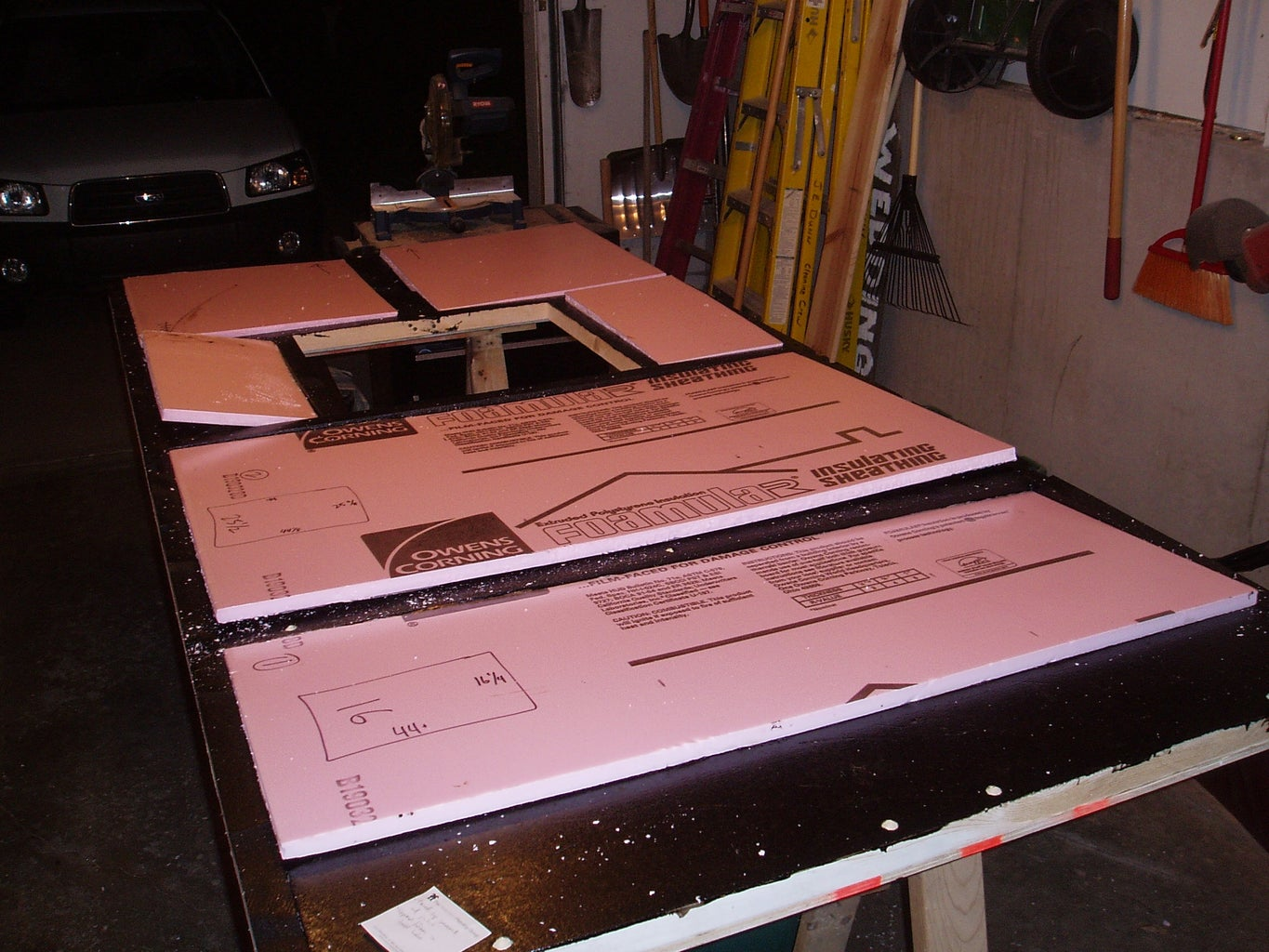 More About the Floor: Insulation