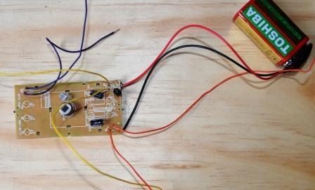 Hacking the Sensor - Preperation