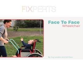 Face to Face Wheelchair