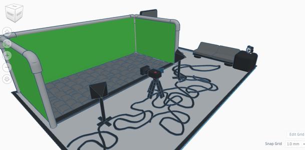 Movie Recording Studio