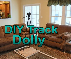 DIY Track Dolly