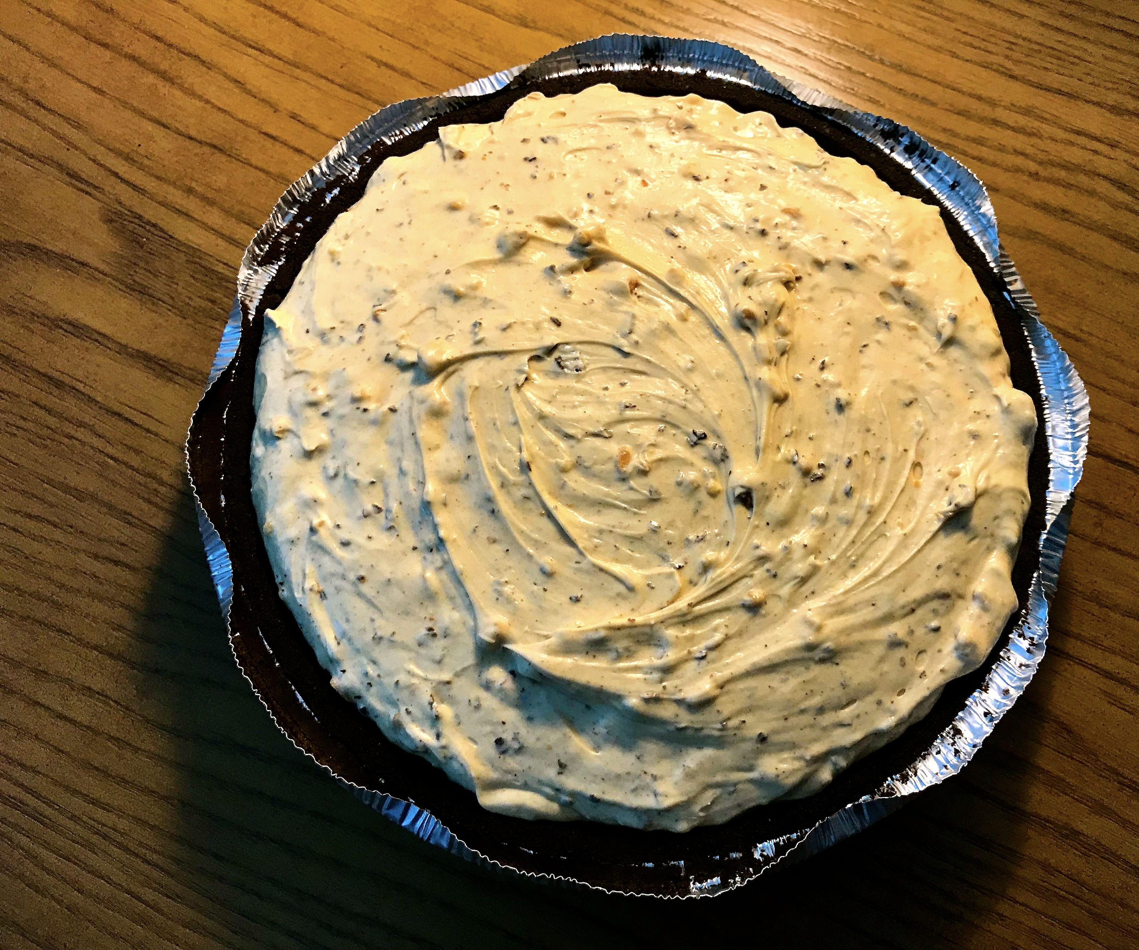 * Scrumptious Peanut Putter Pie