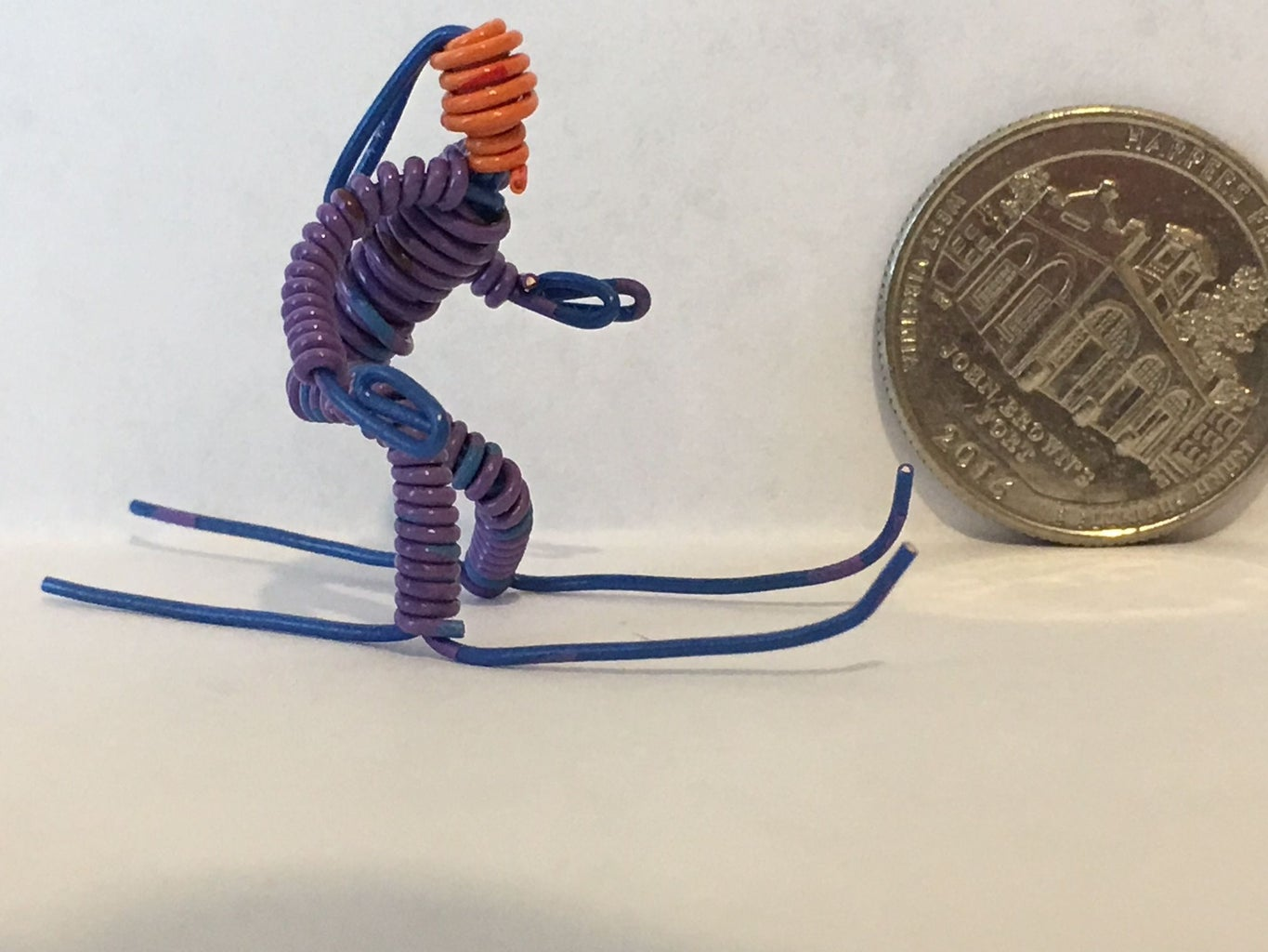 Wire Skier--a Suji Project