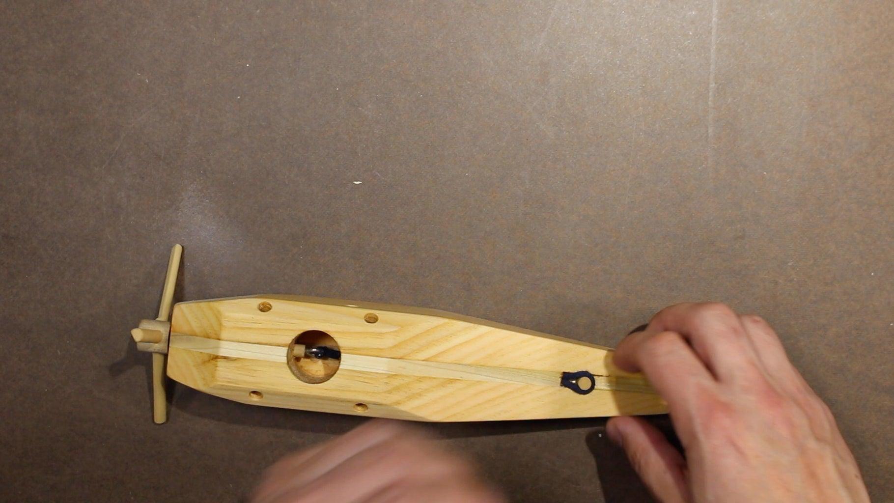 The Spinning Propeller