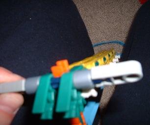 Super Cool High Power Knex Hand Gun