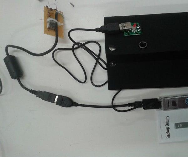 QRPp 5volt Transmitter/ Solar Panel