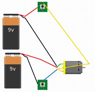 Do Circuitry for Motor