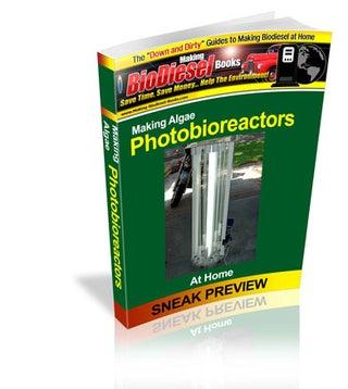 How to Make an Algae Test Photo Bioreactor...Part Six