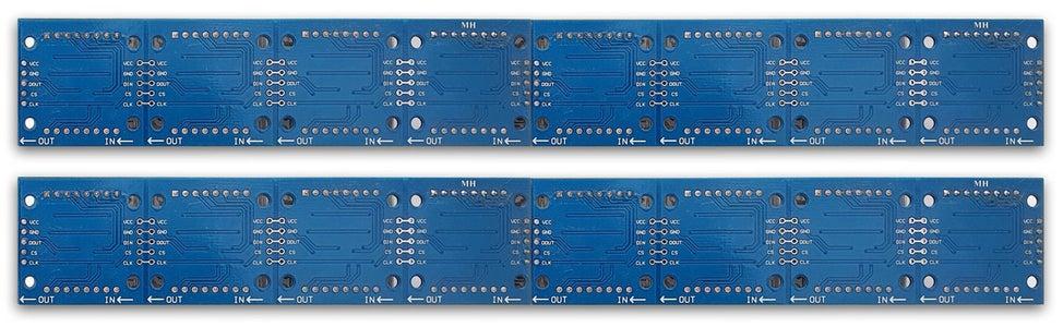 Construction MAX2719 4 in 1 Matrix Modules