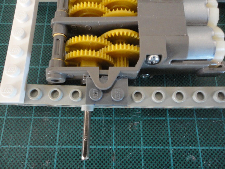 Gearbox & DIY Motor Controller PCB