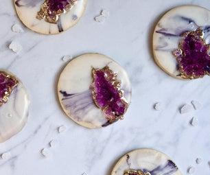 Geode Sugar Cookies