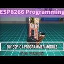 DIY ESP-01 WIFI Module Programming Adapter