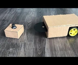 How to Build a Battlebot With Cardboard and Arduino