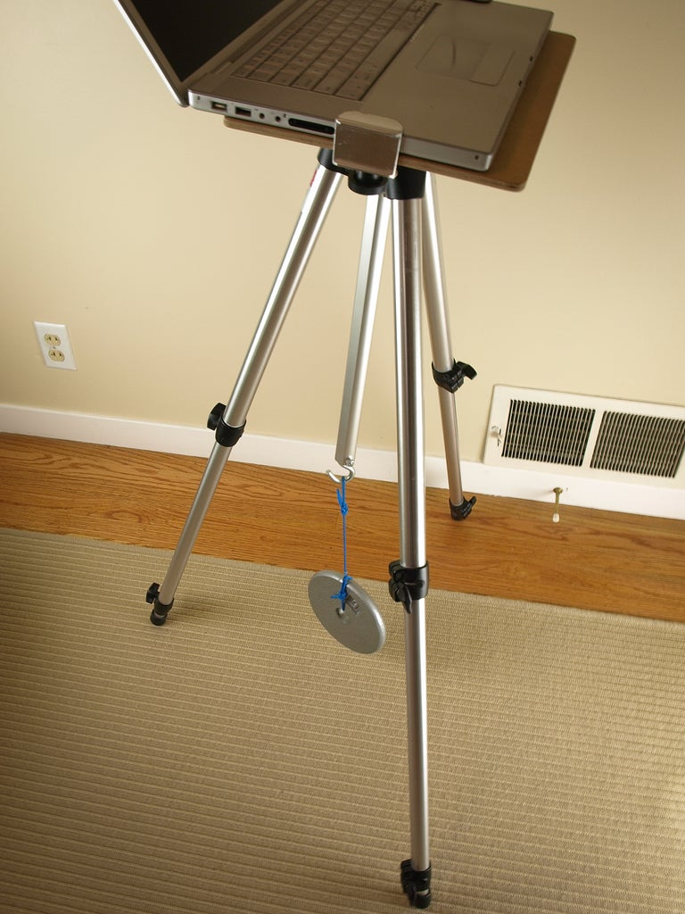 How to Use Your Newly Improved Tripod