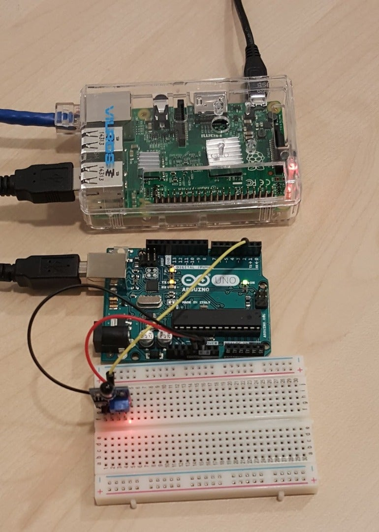 Set Up the Raspberry Pi