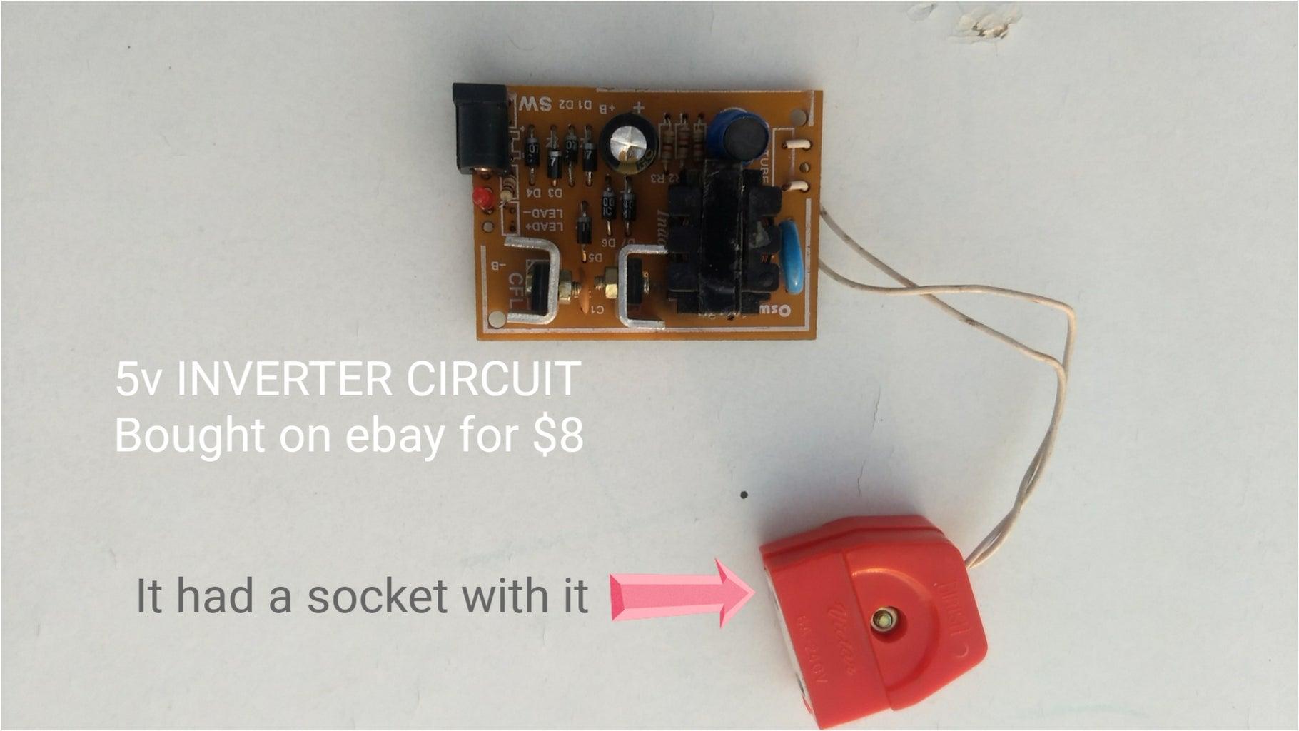 5v Inverter Circuit