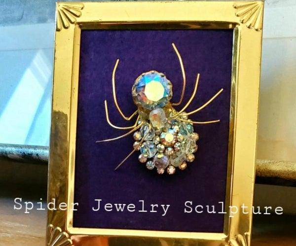 Spider Jewelry Sculpture Decoration