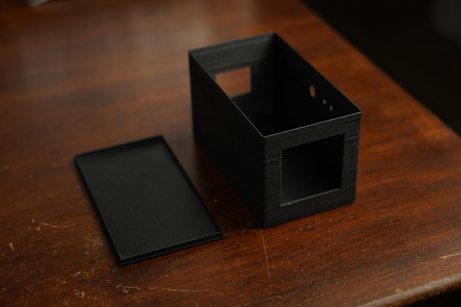 3D Print the Enclosure and Put Everything Inside There!