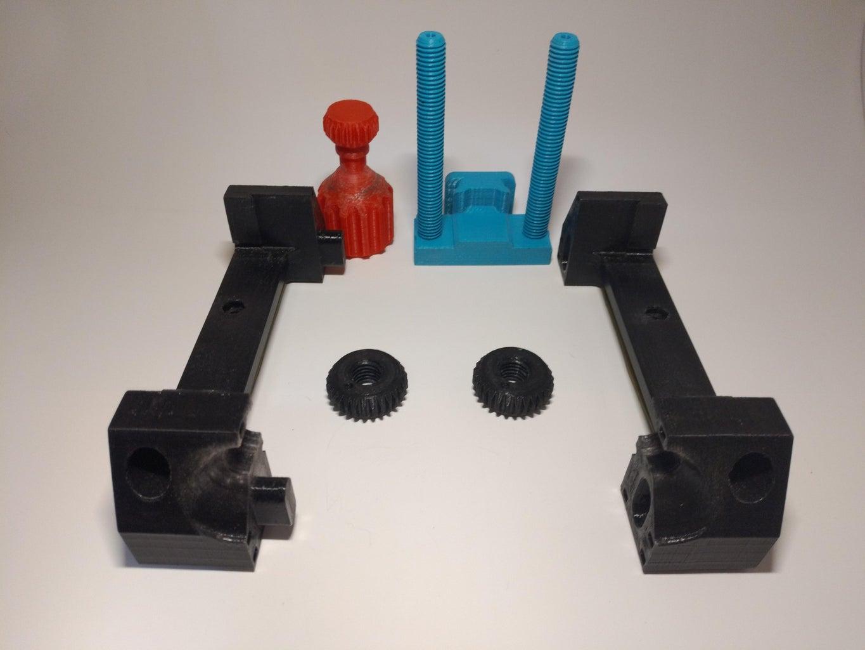 3D Print the Parts