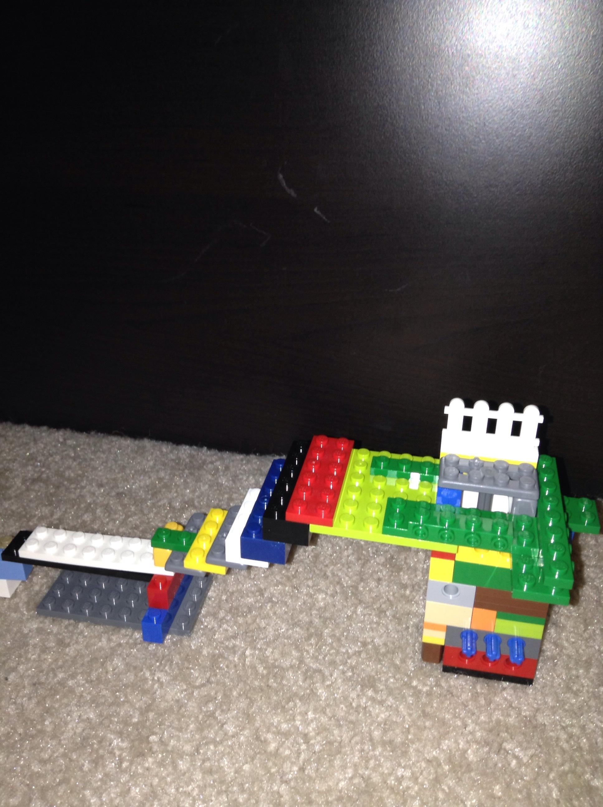 Lego Person Launcher (basic)