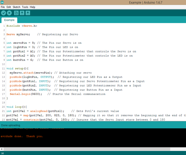 How to Code Arduinos
