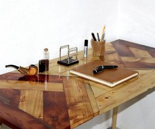 Wooden Desk !