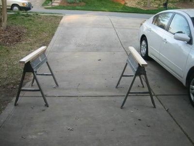 My Outdoor Workshop
