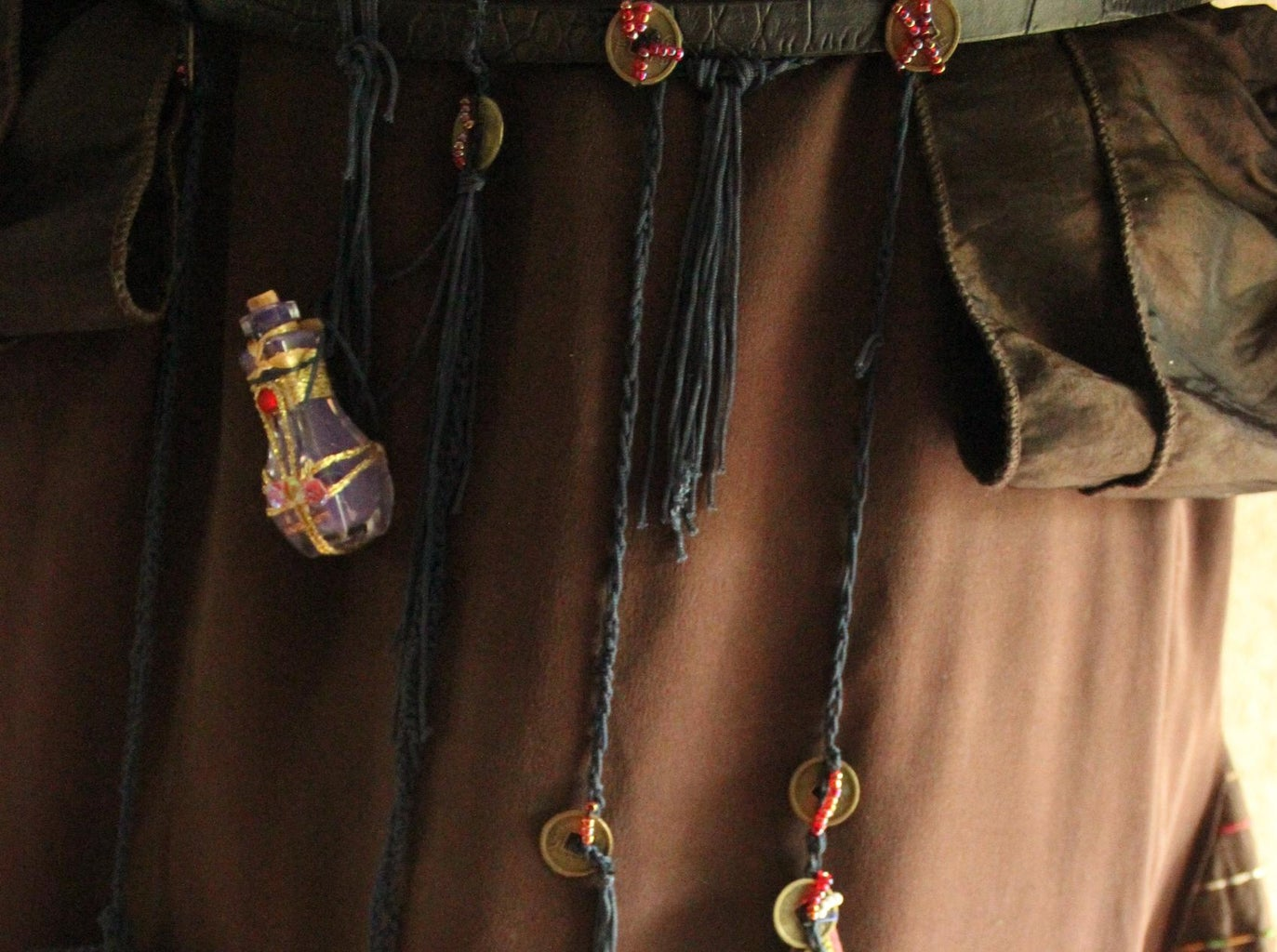 The Basic Belt and Chatelaine Carpentry