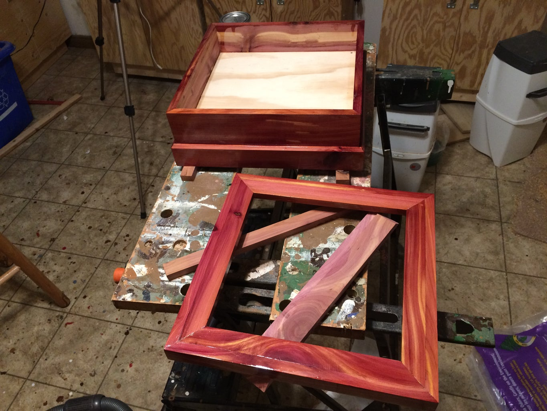 Varnishing the Box