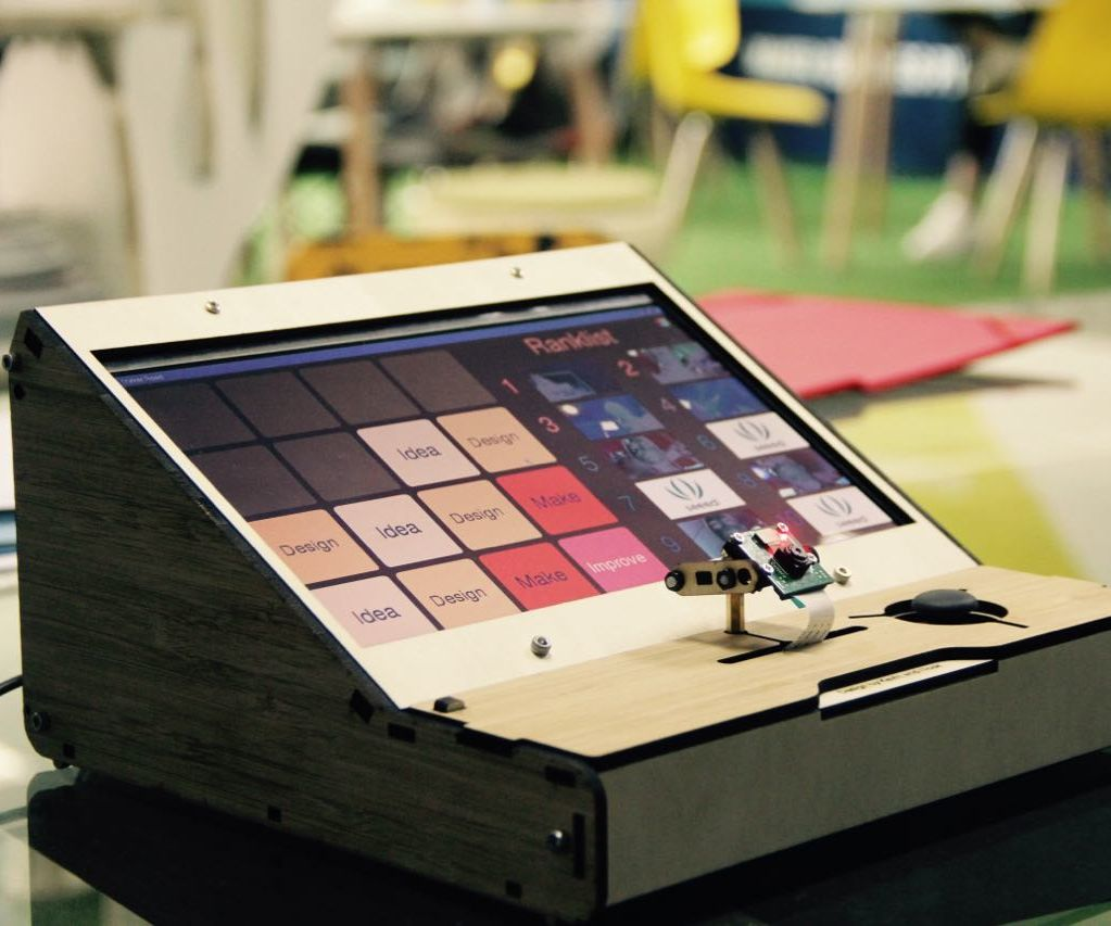 DIY A Raspberry Game - 2048