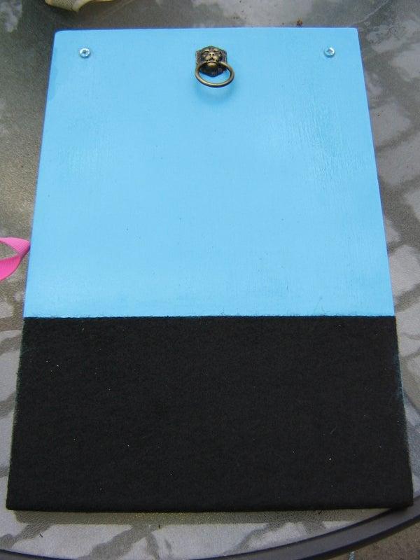 DIY Macrame Knotting Board