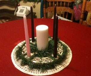 Nomadic Life 3: Advent Wreath