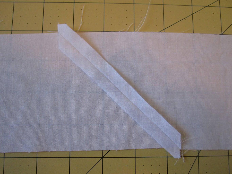 Making the Binding, Part 2.
