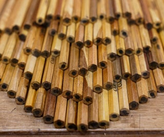 Pallet Wood Pencils (1,000 of Them!)