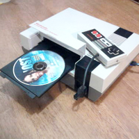 NES DVD Player