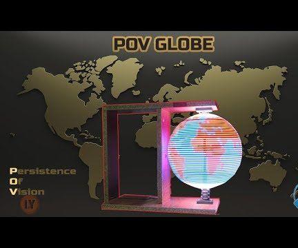 POV GLOBE With Animations
