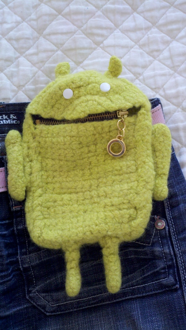 Andy the Android Hip Pack