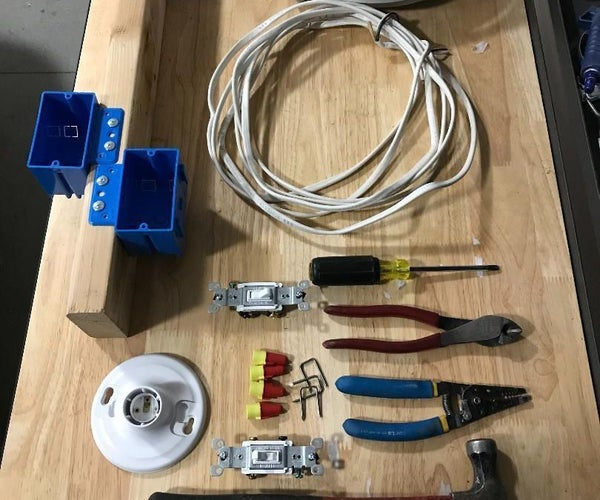 How to Wire a Three-way Switch